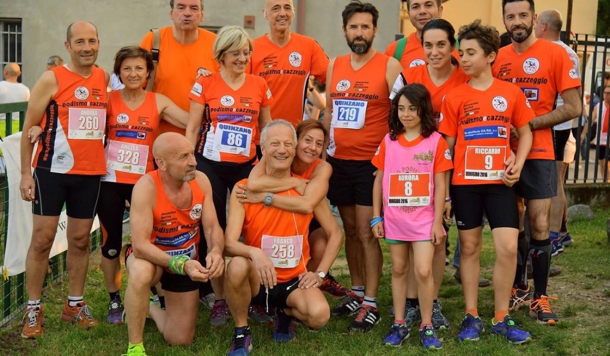Gli Arancioni al Giro del Varesotto