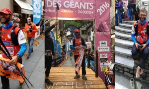 Tor des Geants 2016: la favola Arancione è diventata realtà! Nico Tonetti è ufficialmente il nostro Gigante!