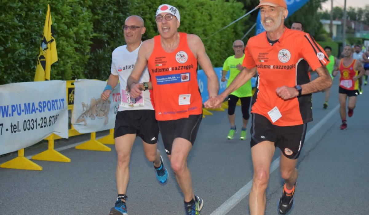 Giro del Varesotto: al via la prima tappa !